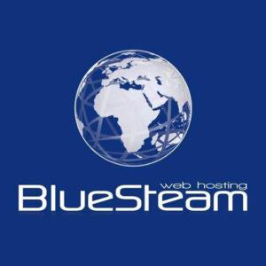 BlueSteam Logo